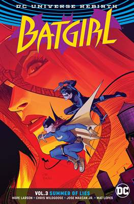 Batgirl Vol. 5 (2016-) (Softcover) #3