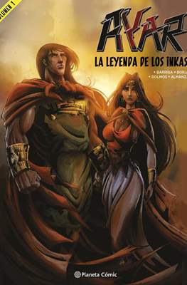 Ayar. La leyenda de los inkas (Cartoné 100 pp) #1