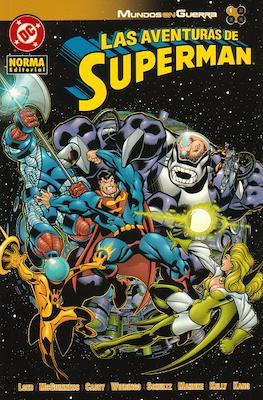 Las aventuras de Superman: Mundos en guerra #1