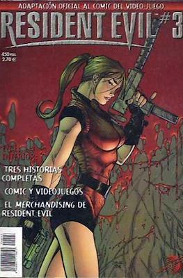 Resident Evil. Adaptación oficial al cómic del video-juego (Grapa 48 pp) #3