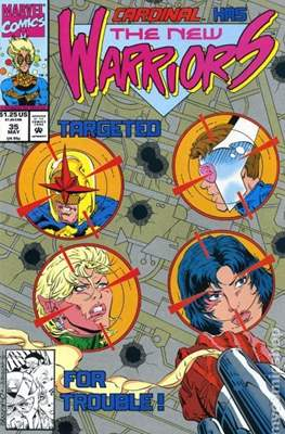 The New Warriors (Comic-Book) #35