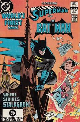 World's Finest Comics (1941-1986) (Grapa) #290
