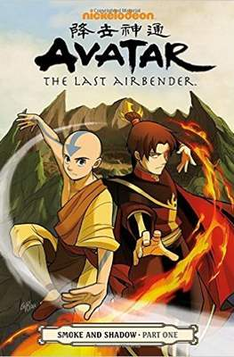 Avatar The Last Airbender - Smoke and Shadow