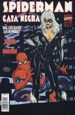 Spiderman y la Gata Negra: El mal que hacen los hombres (2003 Grapa, 24-32 páginas) #3