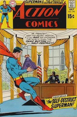 Action Comics Vol. 1 (1938-2011; 2016-) (Comic Book) #390
