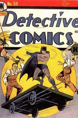 Detective Comics Vol. 1 (1937-2011; 2016-) (Comic Book) #55