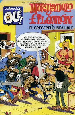 Colección Olé! (Rústica 64-80 pp 1ª Edición) #308