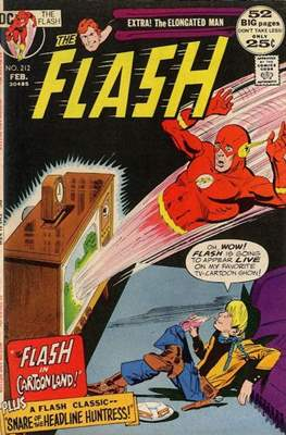 Flash vol. 1 (1959-1985) (Grapa, 32 págs.) #212