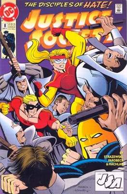 Justice Society of America Vol. 2 (1992-1993) #8
