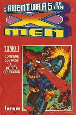 Las Aventuras de los X-Men (Retapada) #1