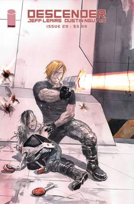 Descender (Comic-book) #29