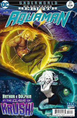 Aquaman Vol. 8 (2016-) (Comic Book) #27
