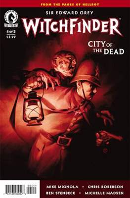 Witchfinder (comic-book) #19
