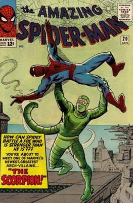 The Amazing Spider-Man Vol. 1 (1963-2007) (Comic-book) #20