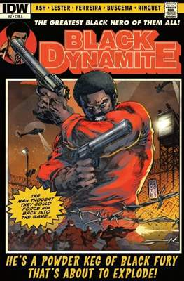 Black Dynamite (Digital) #2