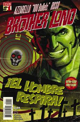 100 Bullets: Brother Lono (Comic Book) #1