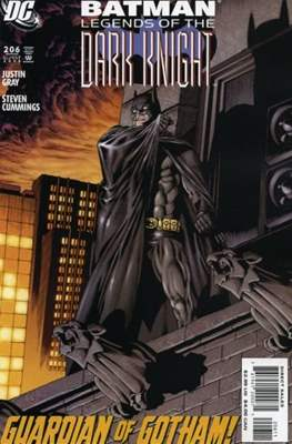 Batman: Legends of the Dark Knight Vol. 1 (1989-2007) (Comic Book) #206