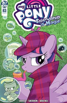 My Little Pony: Friendship Is Magic (Comic-Book) #83