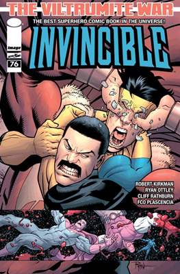 Invincible (Digital) #76