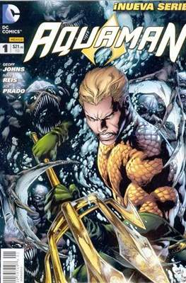 Aquaman (Grapa) #1