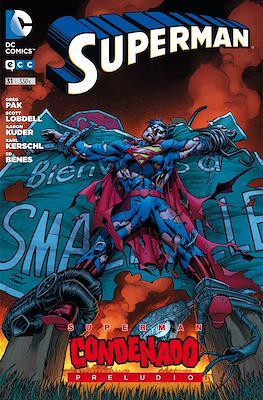 Superman. Nuevo Universo DC / Renacimiento (Grapa) #31