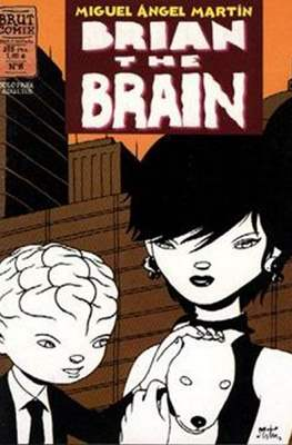 Brian the brain (Rústica, 32 páginas) #6