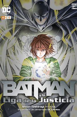 Batman y la Liga de la Justicia (Rústica con sobrecubierta 192 pp) #2