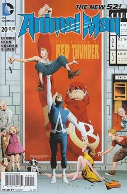 Animal Man vol. 2 (2011-2014) (Comic-book) #20