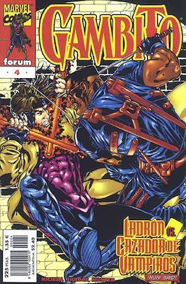Gambito vol. 2 (1999-2001) (Grapa. 17x26. 24 páginas. Color.) #4