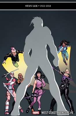 West Coast Avengers Vol. 3 (2018-) #6