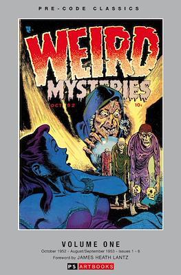 Weird Mysteries - Pre Code Classics