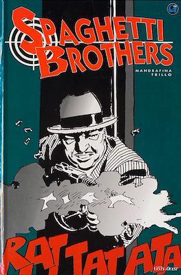 Spaghetti Brothers (Cartoné. blanco y negro) #1