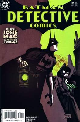 Detective Comics Vol. 1 (1937-2011; 2016-) (Comic Book) #784