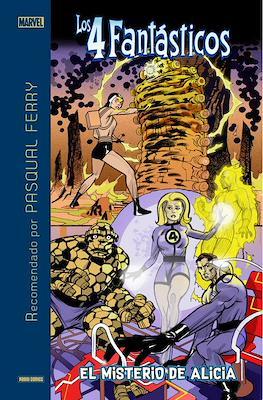 Marvel Recomendado por Pasqual Ferry Los 4 Fantásticos: El misterio de Alicia (Cartoné 136 pp) #