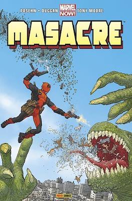 Masacre (Vol. 4 2009-2016) (Rústica) #15