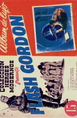 Flash Gordon Colección Héroes Modernos Álbum de lujo
