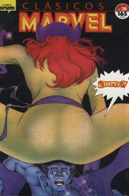 Clásicos Marvel (1988-1991) #28