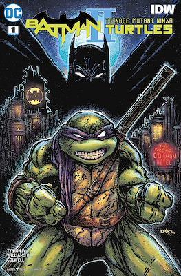 Batman / Teenage Mutant Ninja Turtles II. Variant Covers (Comic-book) #1.1