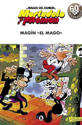 Magos del Humor (Cartoné 48 pp) #17