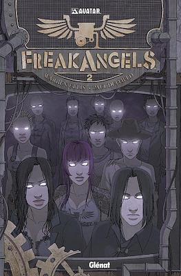 FreakAngels (Rústica 144 pp) #2