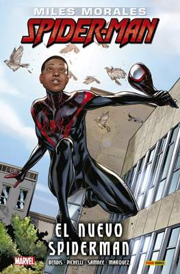 Spiderman: Miles Morales - Ultimate Integral (Cartoné) #1
