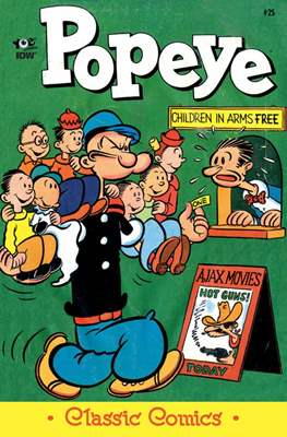 Popeye #25