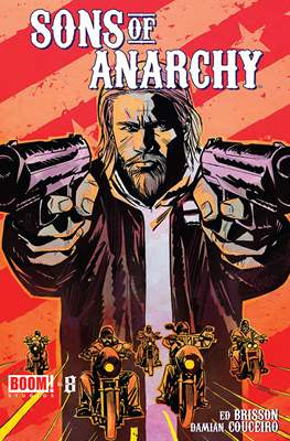 Sons of the Anarchy (Grapa) #8