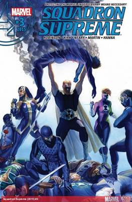 Squadron Supreme Vol. 4 (Comic-Book) #3