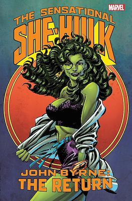 The Sensational She-Hulk by John Byrne (Rústica) #2