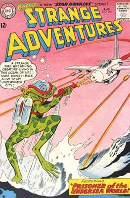Strange Adventures (Comic Book) #155