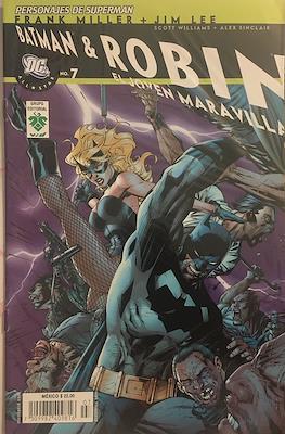 Batman & Robin, el joven maravilla (Grapa) #7