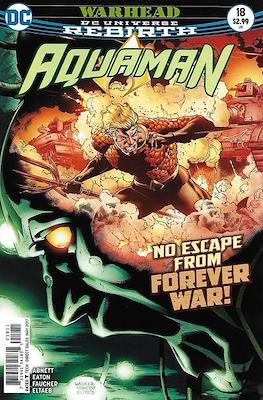Aquaman Vol. 8 (2016-) (Comic Book) #18