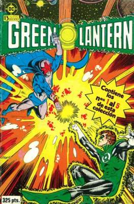 Green Lantern (1986-1987) #1