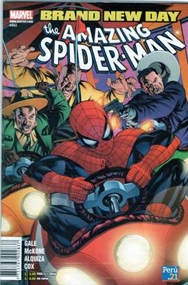 The Amazing Spider-Man (Grapas) #563